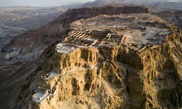 The Masada Scroll by Paul Block and Robert Vaughn. (1/3)