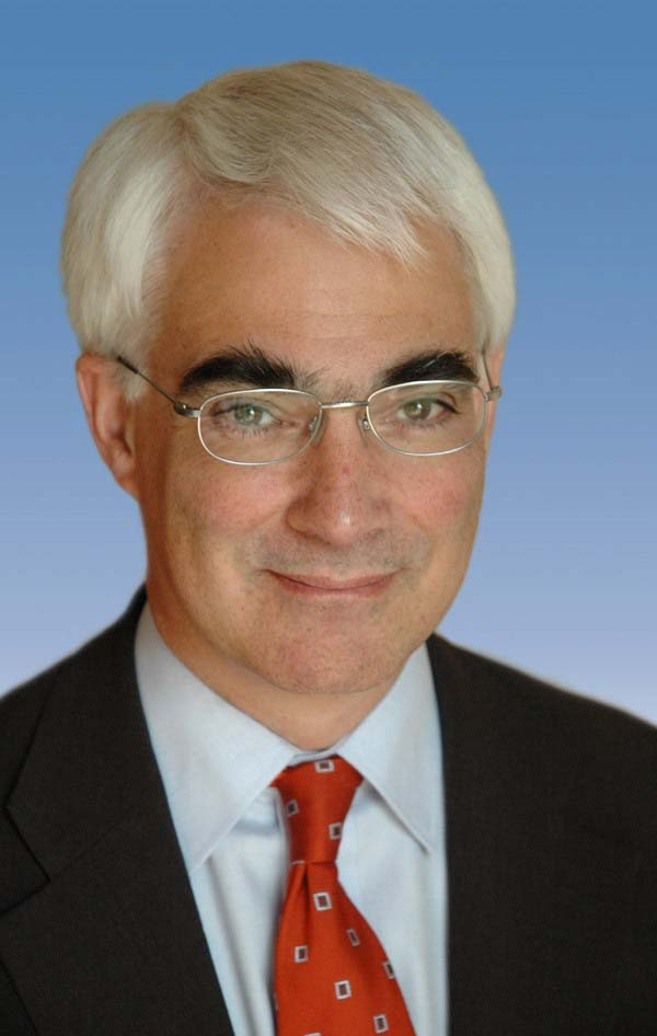 Back From The Brink by Alistair Darling (1/2)
