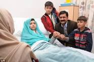 Malala family