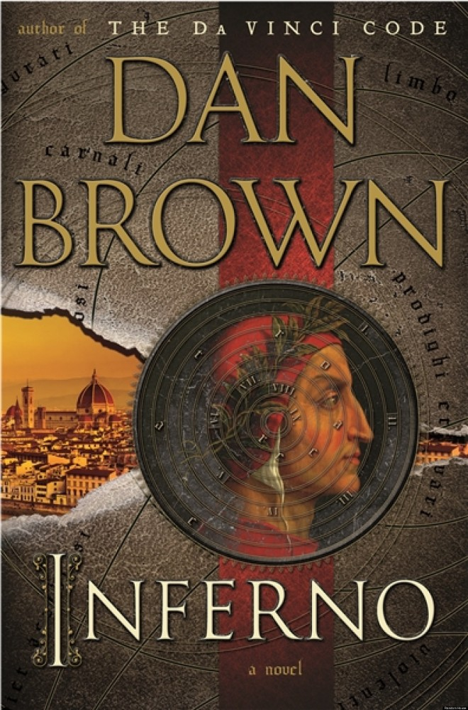 Inferno by Dan Brown by guest author James Neenan (2/3)