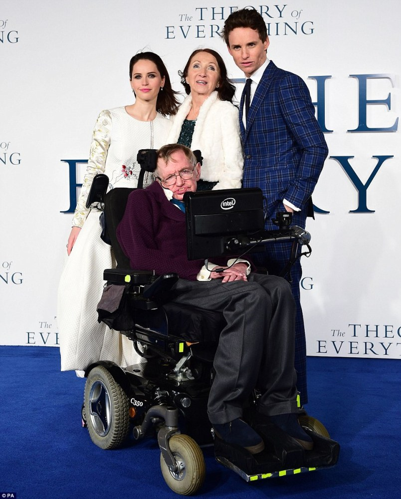 Travelling to Infinity: My Life With Stephen by Jane Hawking (1/3)