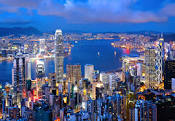 fragrant harbour Hong Kong 1