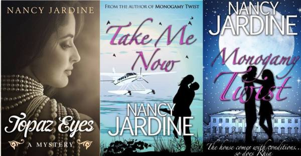 Nancy Jardine Books