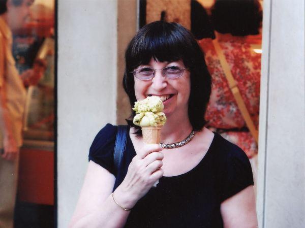 Maggie Cobbett Venice pistachio