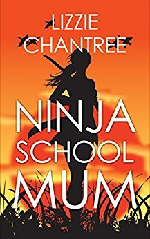 Ninja School Mum book cover
