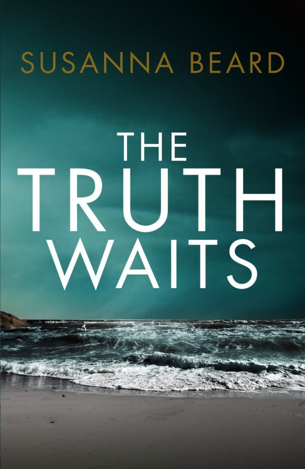 The Truth Waits cover design