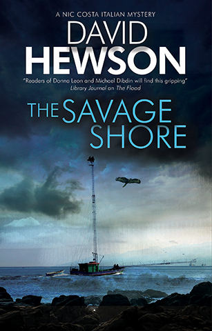 The Savage Shore Cover